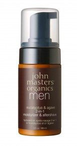 EUCALYPTUS & AGAVE 2 IN 1 MOISTURIZER & AFTERSHAVE