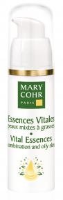 VITAL ESSENCES COMBINATION AND OILY SKIN