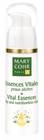 VITAL ESSENCES DRY AND NUTRITIONLESS SKIN