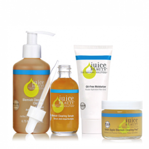 BLEMISH CLEARING SOLUTIONS KIT - 90-DAY