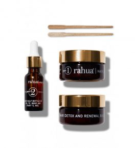 RAHUA DETOX & RENEWAL TREATMENT KIT