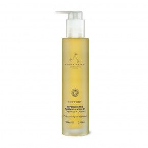 SUPPORT SUPERSENSITIVE BODY OIL - CERTIFIED ORGANIC