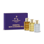 ESSENTIAL BATH & SHOWER OILS