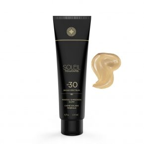 MINERAL SUNSCREEN GLOW SPF 30