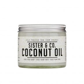 RAW COCONUT OIL 250ML