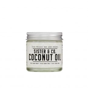 RAW COCONUT OIL 60ML