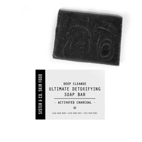 BAMBOO CHARCOAL DEEP CLEANSE DETOXIFYING SOAP BAR