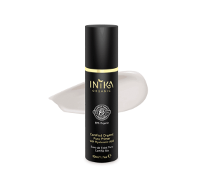 CERTIFIED ORGANIC PURE PRIMER WITH HYALURONIC ACID