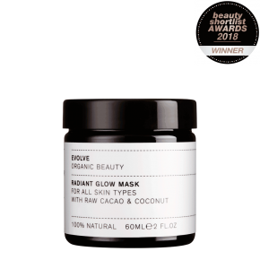 RADIANT GLOW ORGANIC FACE MASK