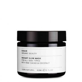 RADIANT GLOW ORGANIC FACE MASK 60ML