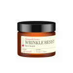 WRINKLE RESIST FACE MASK