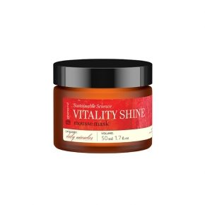 VITALITY SHINE MOUSSE MASK