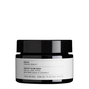 RADIANT GLOW ORGANIC FACE MASK 30ML