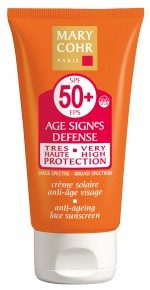 SPF50 ANTI-AGEING FACE SUNSCREEN