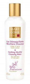 SOOTHING MICELLAR CLEANSING WATER