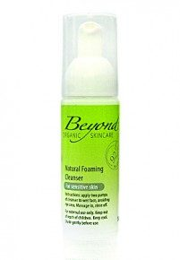 NATURAL FOAMING CLEANSER